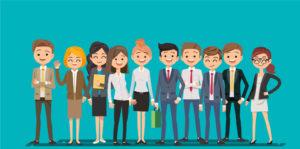 Ungdomar söker jobb